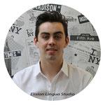 Luke репетитор носитель английского языка. Москва. Elision Lingua Studio. Носители английского языка