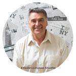 Steve репетитор носитель английского языка. Москва. Elision Lingua Studio. Носители английского языка