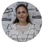 Sophie преподаватель носитель английского языка