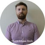Nick преподаватель носитель английского языка
