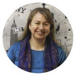 Emily преподаватель носитель английского языка