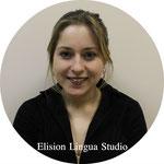 Jessica преподаватель носитель английского языка
