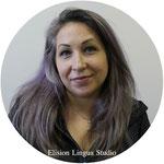 Liz преподаватель носитель английского языка