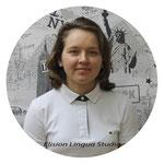 Elizabeth преподаватель носитель русского языка