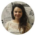 Jessica преподаватель носитель английского языка из Великобритании