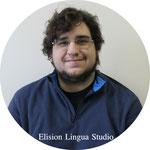 Rafael преподаватель носитель португальского языка