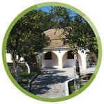 Gruppenhaus Nikolas in Karousades