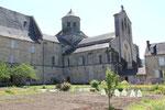 Une abbaye magnifique
