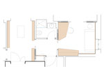 2016. Private apartment, Roma, Italia