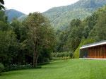 2010. Private garden, Colico, Araucania, Chile