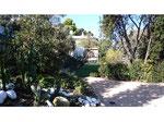 2008. Private garden San Felice Circeo, Italia