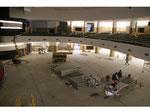 2005. Teatro Olimpico renovation, Roma, Italia