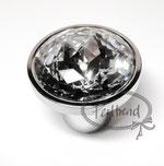 CHATON HANDL SMALL Edelstahl-Crystal Swarovski Crystals