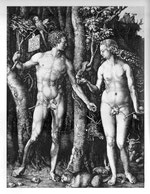 Adamo ed Eva, 1504, Durer