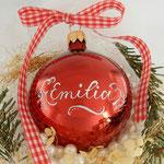 personalisiertes Weihnachtsgeschenk