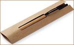 stylo en bois pour recette d'encens