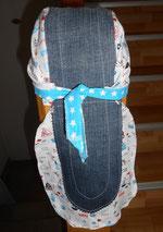 bandana mit extra großem Nackenschutz