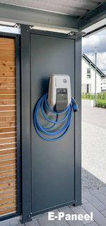 E-Paneel für Elektro-Fahrzeuge
