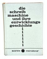 DIE SCHREIBMASCHINE        E. Martin  1949