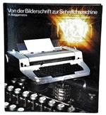 VON DER BILFERSCHRIFT SCHREIBMASCHINE A.Baggenstos 1977