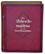 DIE SCHREIBMASCHINE         E. Martin      1934