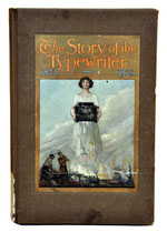 THE STORY OF TYPEWRITER Herkimer 1923