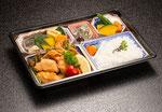 幕の内弁当 鶏唐揚げ 1,000円(税込)
