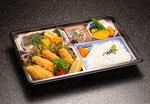 幕の内弁当 鶏かつ 1,000円(税込)