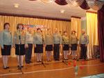 Праздничный концерт, посвящённый Дню Победы.