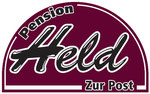 Logo Pension Held in Bach a. d. Donau