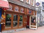 Coffeeshop De Dampkring Amsterdam