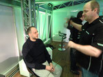 3D-Scan Event auf der Eurogamer in London