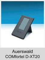 Erweiterung für COMfortel Systemtelefone: Auerswald COMfortel Xtension300 Schwarz
