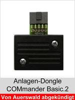 Erweiterung Anlagen-Dongle für COMmander Basic.2