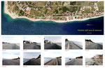 Rilievi geomorfologici e batimetrici per la realizzazione di pennelli e barriere soffolte - Bocale (RC)
