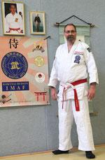 Frank Kleinschuhmachers Judo 6. Dan RENSHI
