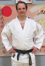 Marco Quandt Judo 1. Dan