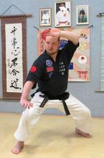 Andreas Kleinschuhmachers Karate-Do 1.Dan
