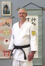 Wolfgang Koslowski-Feld Judo 1. Dan