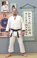 Andreas Kleinschuhmachers Judo 3. Dan