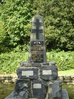 Le monument de Kergoët