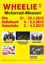22.01.2012 WHEELIE Messe Ulm