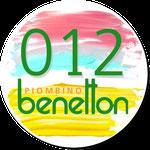 012 BENETTON PIOMBINO