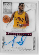 KYRIE IRVING / Incriptions - No. 8