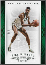 BILL RUSSELL / Parallel - No. 90  (#d 2/5)