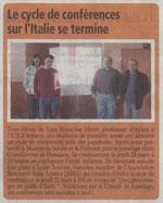 L'Essor Savoyard - 24 mars 2011
