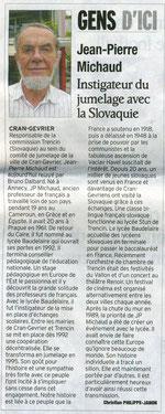 Le Dauphiné Libéré - 24 juillet 2012