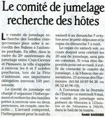 Le Dauphiné Libéré - 9 mai 2012