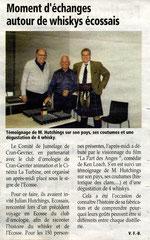 L'Essor Savoyard - 2 mai 2013