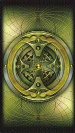 Legacy of the Divine Tarot - Dos